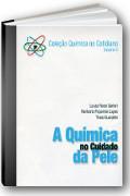 Capa do Livro A qu�mica no cuidado da pele