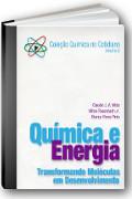 capa do livro Qu�mica e energia: transformando mol�culas em desenvolvimento