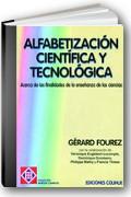 capa do livro Alfabetizaci�n Cient�fica y Tecnol�gica: acerca de las finalidades de la ense�anza de las ciencias
