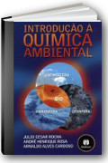 capa do livro Introdu��o a Qu�mica Ambiental