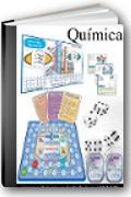 Capa do Caderno Pedag�gico de Atividades L�dicas no Ensino de Qu�mica