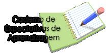 ícone caderno de expectativa de aprendizagem