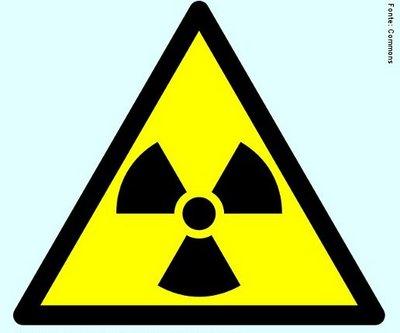 simbolo radioativo