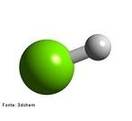 O �cido clor�drico (HC&#8467;) � uma solu��o aquosa, �cida e queimativa, devendo ser manuseado apenas com as algumas precau��es. Ele � normalmente utilizado como reagente qu�mico, e � um dos �cidos que se ioniza completamente em solu��o aquosa. <br/><br/> Palavras-chave: �cido clor�drico. Mol�cula. Fun��es qu�micas.
