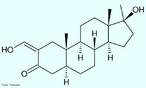 A oximetolona (Anadrol ou Hemogenin), � um ester�ide anabolizante sint�tico encontrado na forma de comprimidos 'Hemogenin'. � metabolizado pelo f�gado e, dentre os ester�ides anabolizantes sint�ticos, � um dos mais, ou o mais hepatot�xico e cancer�geno que existe. Existem severas restri��es em sua bula e o m�dico deve avaliar cautelosamente o paciente antes de decidir pelo tratamento. Nunca deve ser usado para estimular o aumento de massa muscular devido aos riscos associados. Terapeuticamente, � utilizado em casos severos de anemia e em alguns est�gios em pacientes soropositivos, reduzindo drasticamente a perda de massa muscular decorrente da doen�a. F�rmula molecular C21H32O3. Massa molar 332,48 g/mol. Nomenclatura IUPAC (sistem�tica) 17&#946;-hidroxi-2-hidroximetileno-17&#945;-metil-3-androstanona. <br/><br/> Palavras-chave: Oximetolona. Medicamentos. Qu�mica org�nica. Doping.