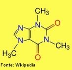 A cafeína é um composto químico de fórmula C8H10N4O2 — classificado como alcaloide do grupo das xantinas e designado quimicamente como 1,3,7-trimetilxantina. É encontrado em certas plantas e usado para o consumo em bebidas, na forma de infusão, como estimulante. <br/><br/> Palavras-chave: Alcaloides. Estimulantes. Café. Base nitrogenada. Soluções. Misturas.