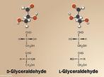Representação de moléculas que apresentam isomeria espacial. A estereoquímica estuda os aspectos tridimensionais das moléculas. <br/><br/> Palavras-chave: Estereoquímica. Isomeria. Química do carbono, Isomeria espacial.