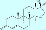 Metiltestosterona é um esteroide anabolizante e antineoplásico. É utilizado pela medicina para suprir a deficiência de testosterona e tratamento dos sintomas da andropausa nos homens. E nas mulheres como paliativo no tratamento de câncer de mama, dores pós-parto e obstrução dos seios e, com a adição de estrógeno, no tratamentos de alguns sintomas da menopausa, como a falta de desejo sexual. Entre as características físico-químicas deste esteroide, relata-se que é um pó cristalino branco, praticamente insolúvel em água, facilmente solúvel em álcool e ligeiramente solúvel em éter. Fórmula molecular C20H30O2. Massa molar 302,451 g/mol. Nomenclatura IUPAC (sistemática) (17&#946;)-17-hydroxy-17-methylandrost-4-ene-3-one <br/><br/> Palavras-chave: Metiltestosterona. Medicamentos. Química orgânica. Doping.