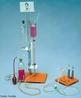 Aparelho usado na an�lise de carbono para o controle de qualidade de metais ferrosos, a�os e ferro-ligas. <br/><br/> Palavras-chave: Aparelho para determina��o de carbono. Equipamentos de laborat�rio. An�lise qu�mica.