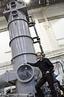 Ilustra��o do equipamento que captura CO2 diretamente da atmosfera. <br/><br/> Palavras-chave: Captura CO2. Equipamento. Laborat�rio de qu�mica. G�s carb�nico.