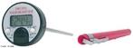 Ideal para controle de temperatura em produtos l�quidos ou semi s�lidos com sonda de penetra��o em a�o inox. <br/><br/> Palavras-chave: Term�metro de bolso. Equipamentos de laborat�rio. An�lise qu�mica.